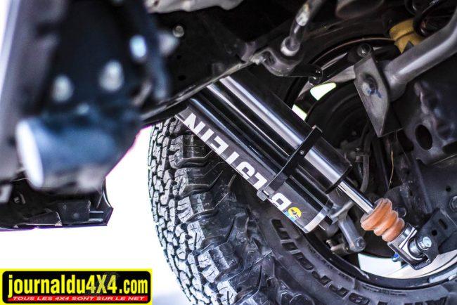 kit BIlstein Prerunner pour Jeep