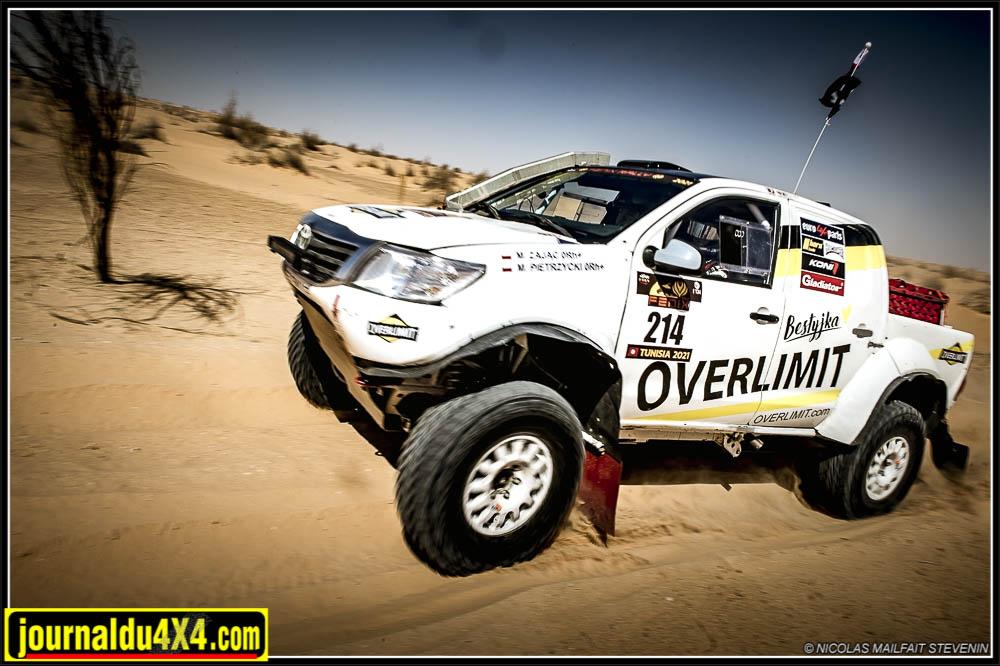 Fenix Rally deuxième journée