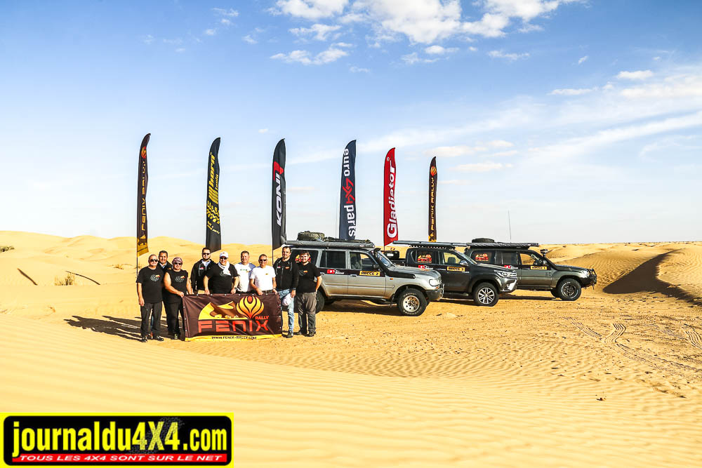 Fenix Rally 2021 : présentation