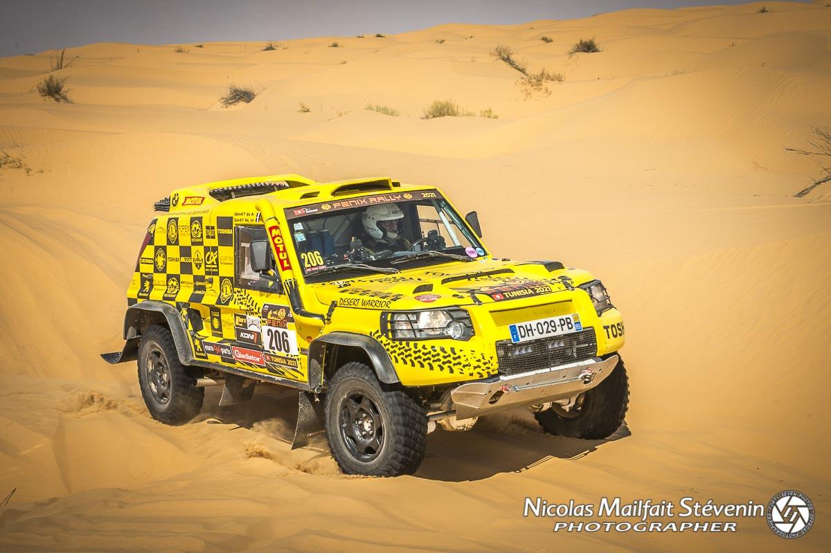 Desert Warrior 3.0l