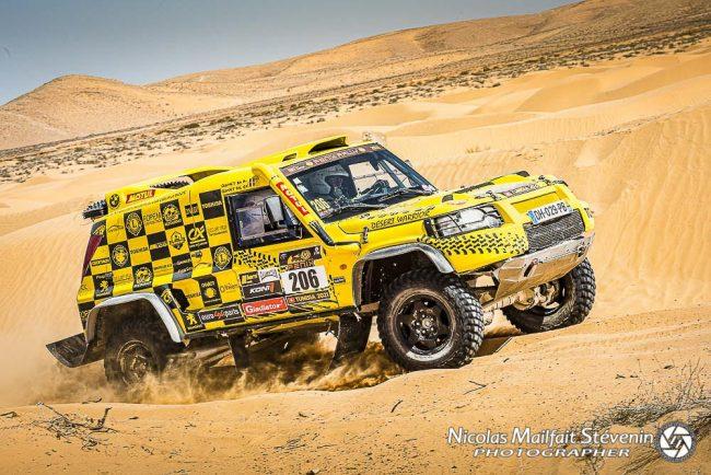 Desert Warrior Fenix Rally 2021 étape 3
