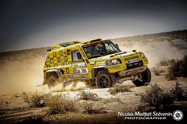 Desert Warrior Fenix Rally 2021
