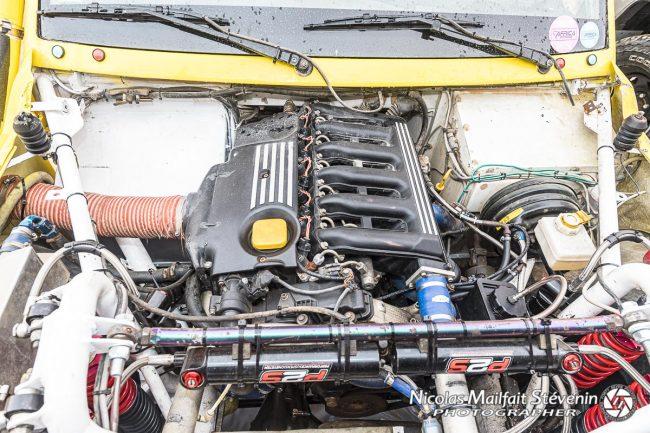 Moteur Bmw diesel M57 3 litres 6 cylindres mono turbo (184cv d'origine)