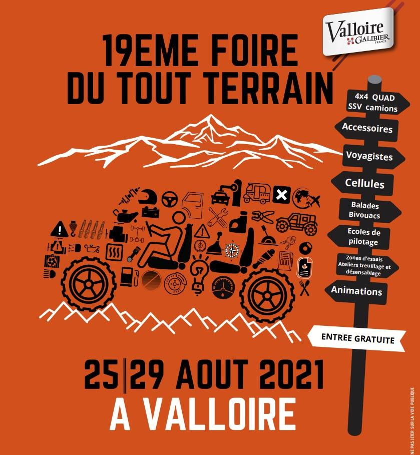 Foire de Valloire 2021 les news