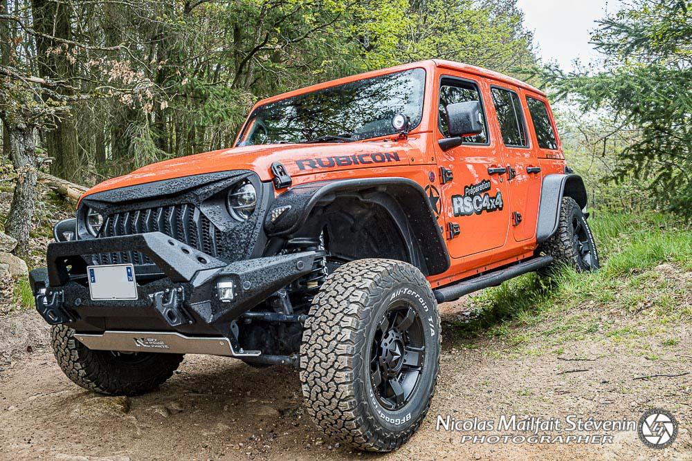 Préparation Jeep JL
